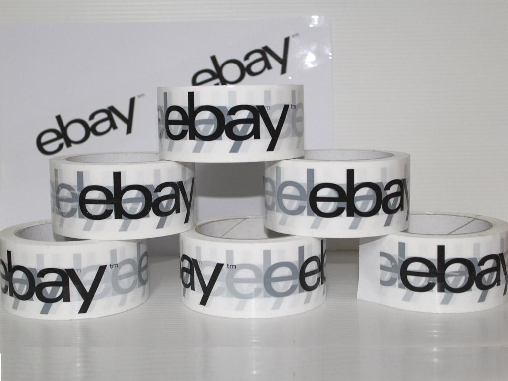 1 rollen ebay klebeband paketband extra stark und leise 50 mm x 66 meter ebay. Black Bedroom Furniture Sets. Home Design Ideas