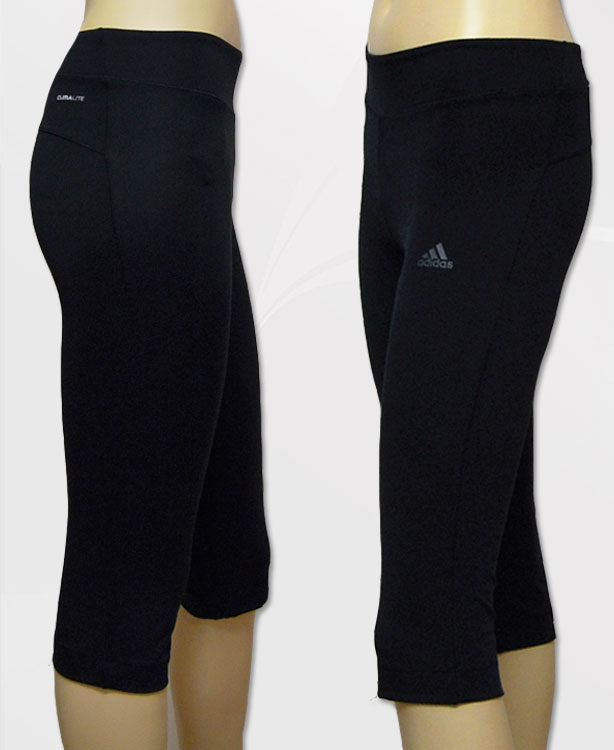 adidas ess mf capri tight sporthose 3 4 hose leggings. Black Bedroom Furniture Sets. Home Design Ideas