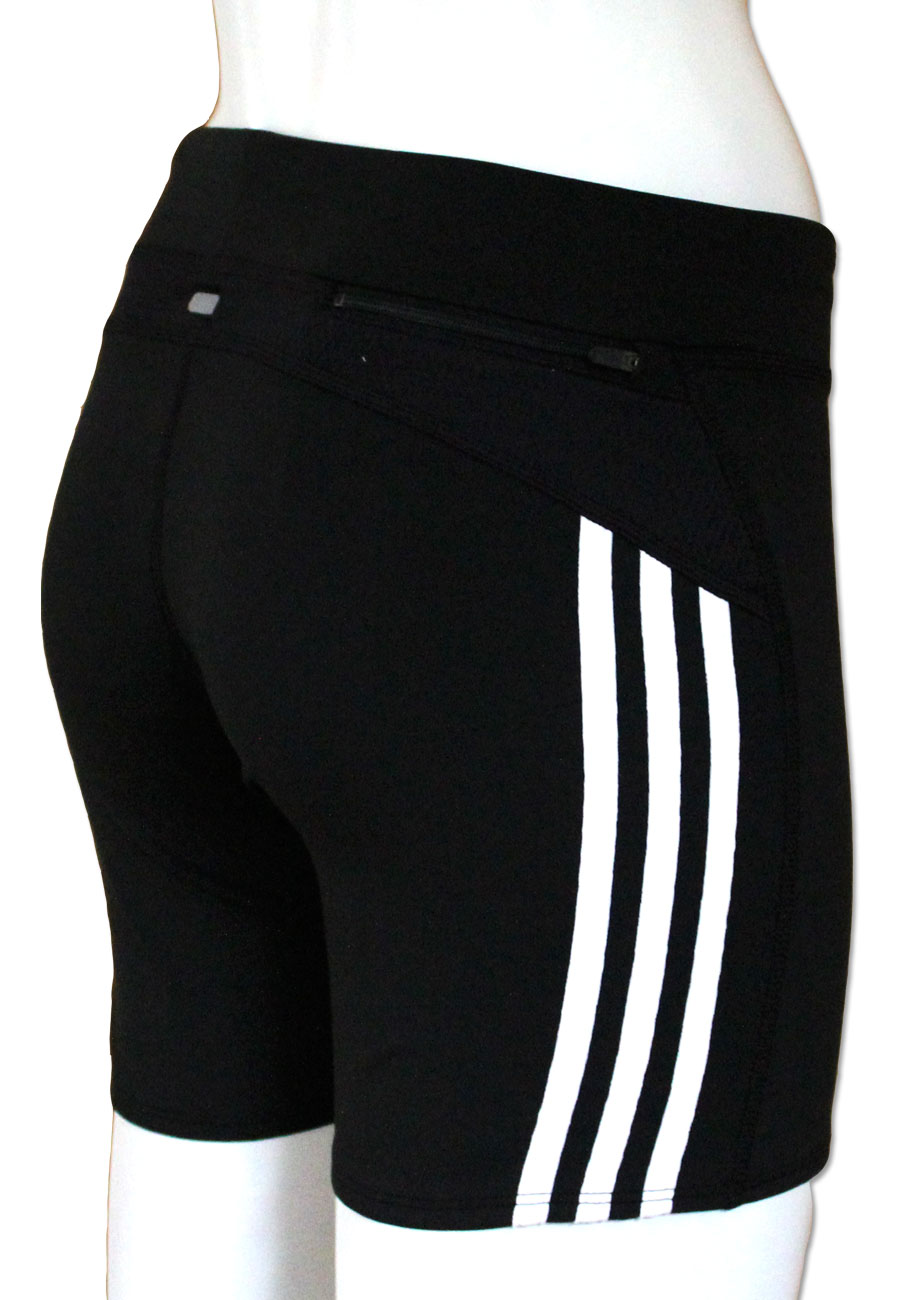 adidas response damen short tights hose sporthose laufhose. Black Bedroom Furniture Sets. Home Design Ideas
